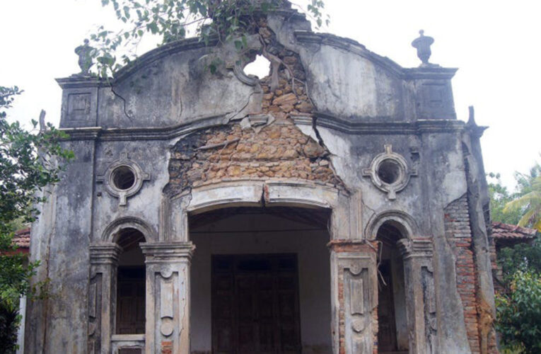 Four pals restore crumbling 100-year-old mansion in Sri Lanka jungle… and now rent it out for £1,000 a night